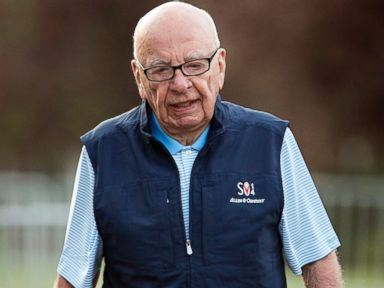Rupert Murdoch and Fox in Bid for Time Warner