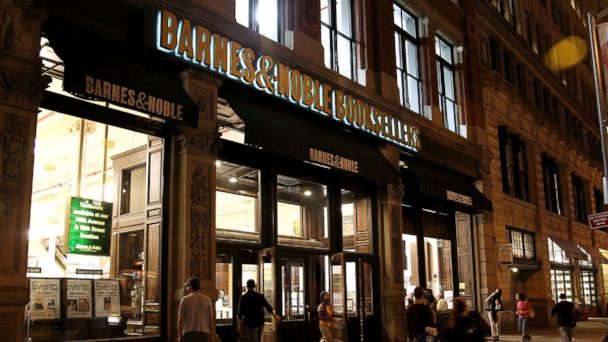 PHOTO: In this file photo, a Barnes & Noble is pictured on Sept. 27, 2011 in New York City.