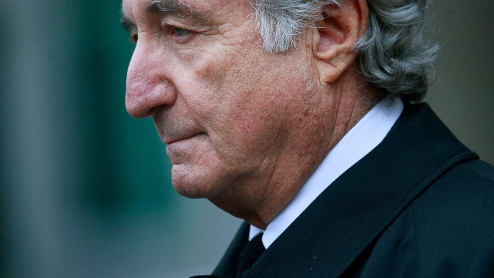 PHOTO: Financier Bernard Madoff leaves Manhattan Federal court March 10, 2009 in New York City.