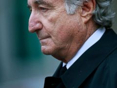 PHOTO: Financier Bernard Madoff leaves Manhattan Federal court March 10, 2009 in New York City.