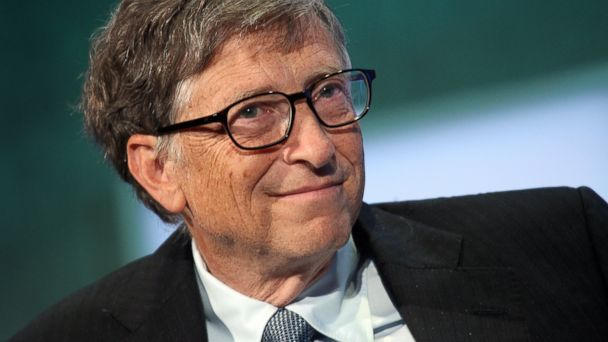 PHOTO: Microsoft co-founder Bill Gates attends the Clinton Global Initiative