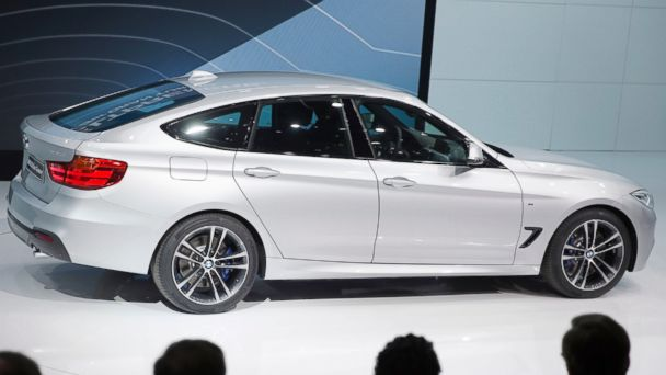 PHOTO: A BMW 3 Series