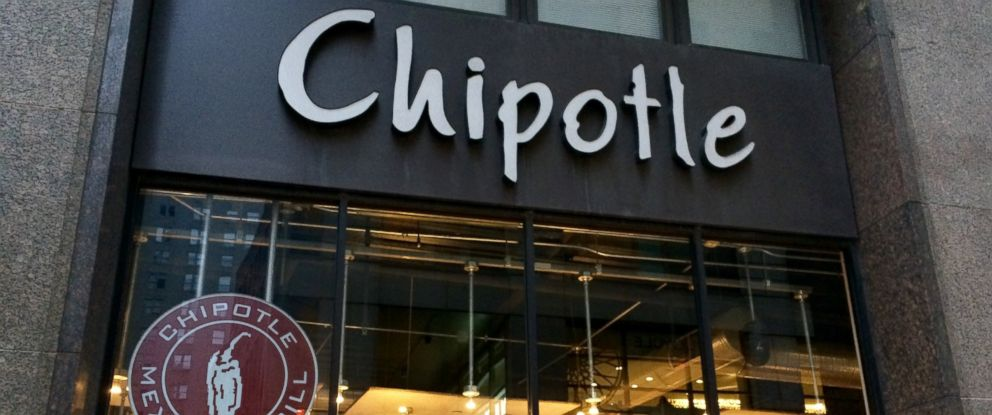 PHOTO: A Chipotle eatery is shown in the Financial District of New York City, Jan. 29, 2015.