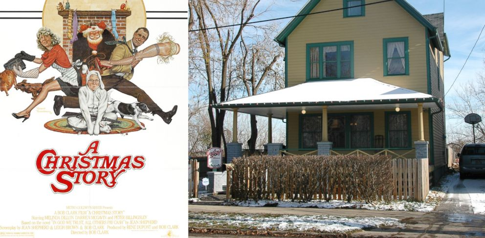 "PHOTO: The house that was used for the exterior shots of the ""A Christmas Story"" is located in the Tremont area of Cleveland."