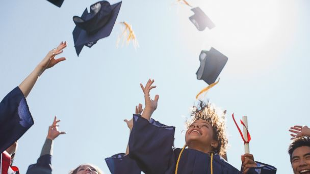 GTY college graduates kab 140304 16x9 608 Tax Tip: Uncle Sam Can Help You Pay Tuition
