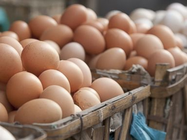 Semi-Truck With 180,000 Eggs Stolen in Florida