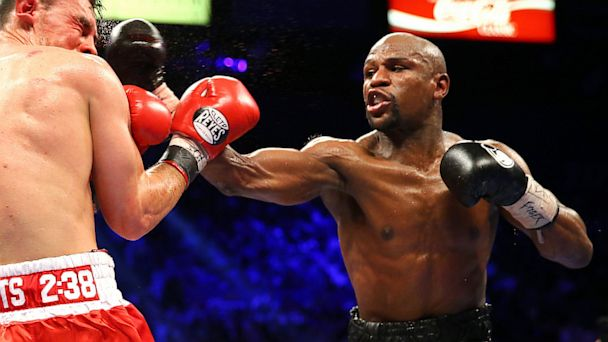 GTY floyd mayweather nt 130515 16x9 608 Boxing and Floyd Mayweather: Perfect Storm for Highest Paid Athlete