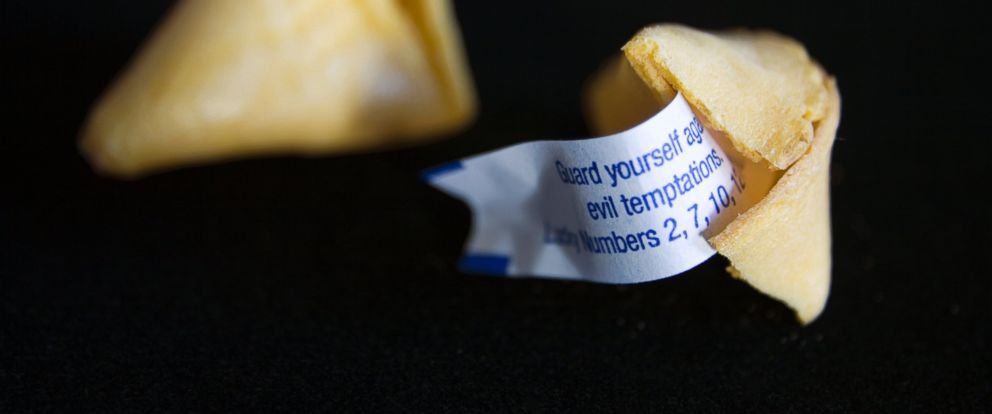 PHOTO: A fortune cookie is pictured in this stock photo.