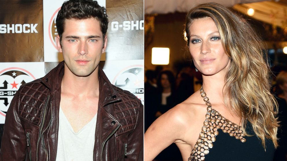 PHOTO: Sean OPry and Gisele are the