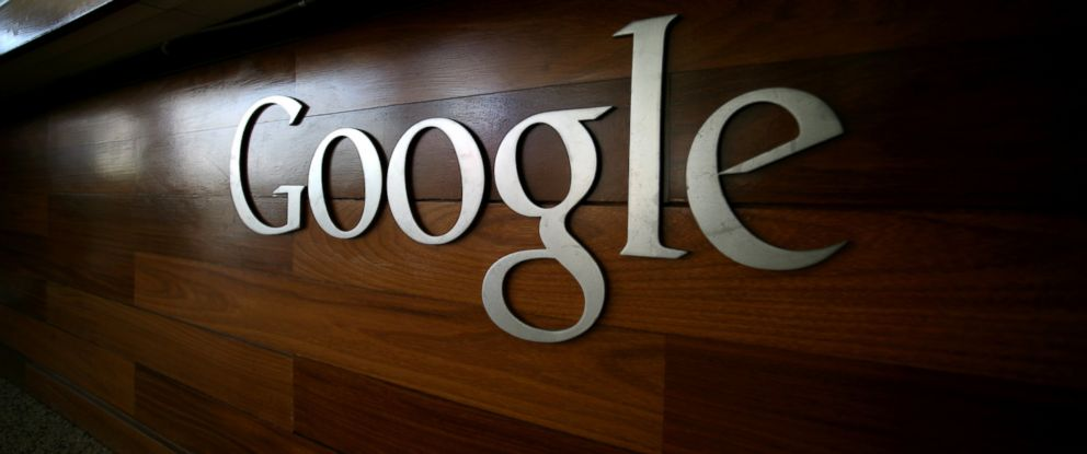 PHOTO: The Google logo is seen at the Google headquarters in Mountain View, Calif in this Sept. 2, 2011, file photo.