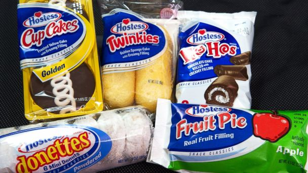 PHOTO: Hostess snacks, made by Interstate Brands, is viewed in Washington, Jan. 11, 2012.