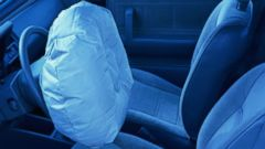 PHOTO: An inflated airbag is pictured in this stock image.