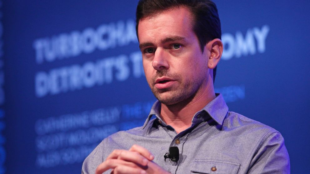PHOTO: Twitter Chairman and Square CEO Jack Dorsey