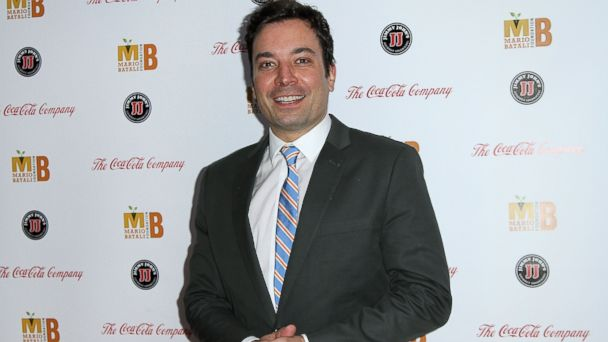 PHOTO: Jimmy Fallon attends the 2nd Annual Mario Batali Foundation Honors Dinner at Del Posto Ristorante in New York, Oct. 6, 2013.