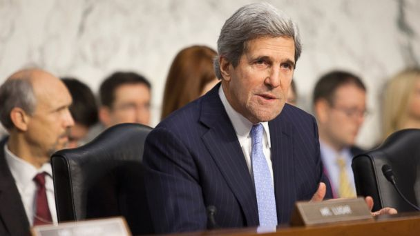 GTY john kerry benghazi sk 140523 16x9 608 Kerry Offers To Testify on Benghazi, Asks Subpoena Be Withdrawn