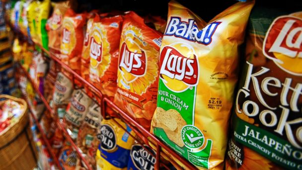 GTY lays potato chips sk 140725 16x9 608 Yes, That Lays Bag Has Fewer Chips, PepsiCo Says