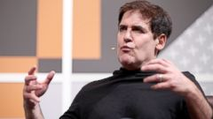 "PHOTO: Mark Cuban speaks onstage at ""One On One with Mark Cuban"" during the 2014 SXSW, March 8, 2014, in Austin, Texas."