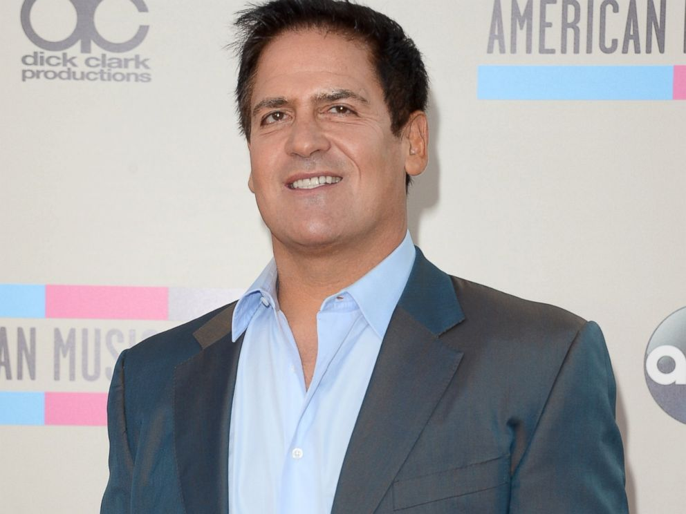 PHOTO: Mark Cuban attends the 2013 American Music Awards at Nokia Theatre L.A. Live on in Los Angeles, Nov. 24, 2013.