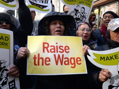 Why Raising The Minimum Wage Is Going Nowhere