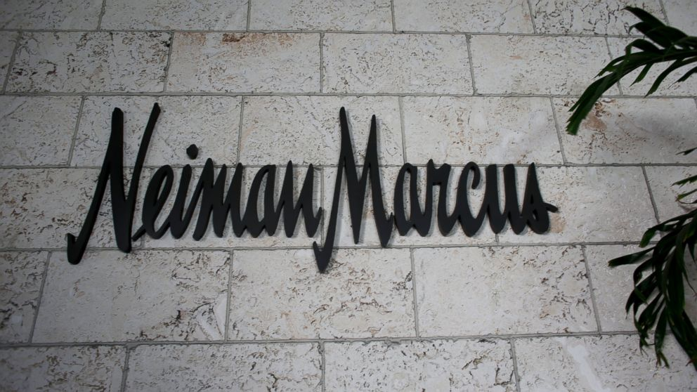 PHOTO: A Neiman Marcus sign is seen the outside of one of the stores on Sept. 9, 2013 in Coral Gables, Fla.