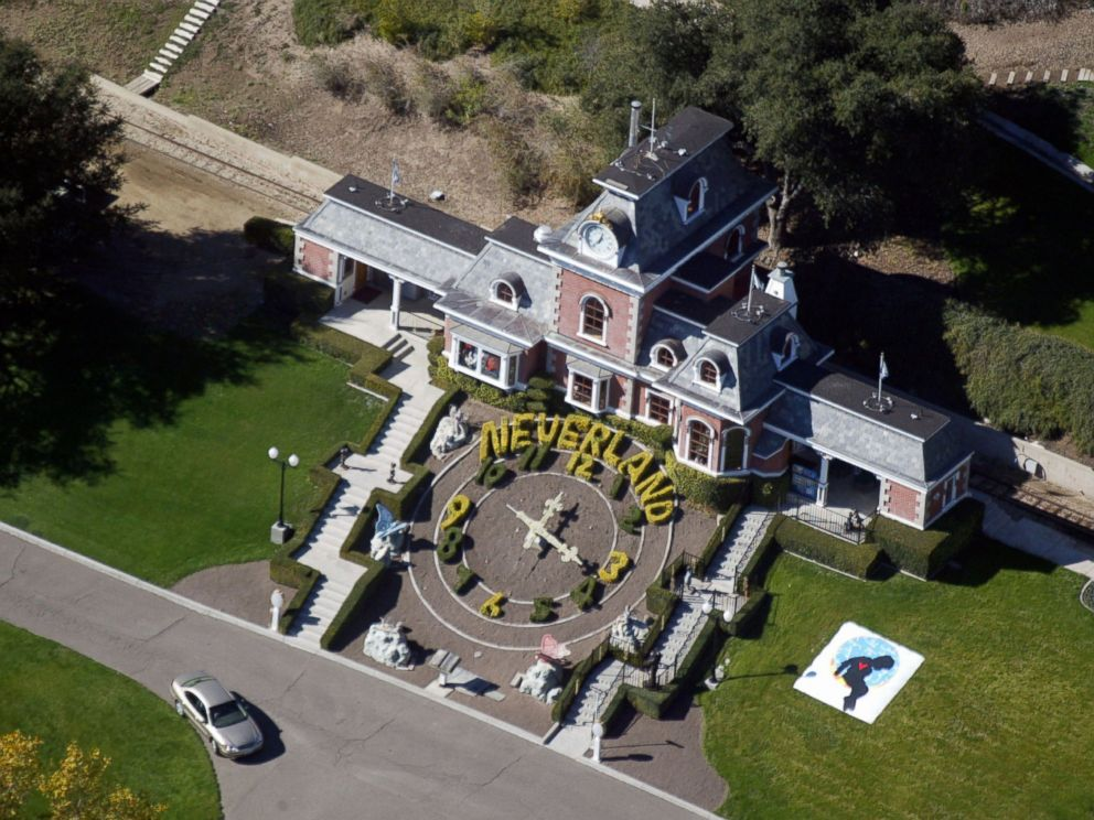 PHOTO: Michael Jacksons Neverland Ranch is pictured on Nov. 18, 2003 outside of Santa Barbara, Calif.