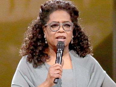PHOTO: Oprah Winfrey speaks at Oprahs The Life You Want Weekend at Prudential Center, Sept. 27, 2014, in Newark, New Jersey.