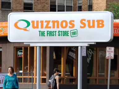 Quiznos, Sbarro and Other Big Brands That Are Struggling