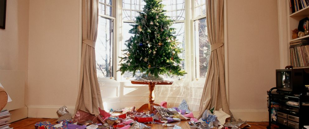 PHOTO: Avoid placing recently recalled products under the Christmas tree.