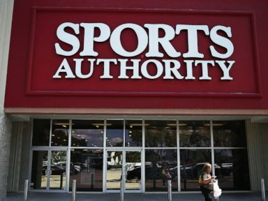 Sports Authority Is Going Out