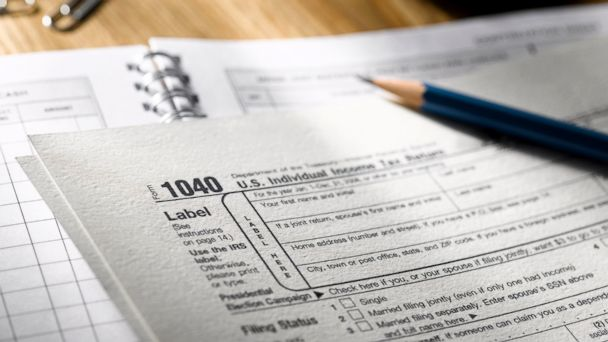 PHOTO: Here is a list of ways to spend your tax return.