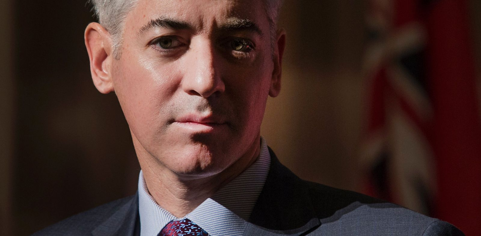 PHOTO: William Ackman