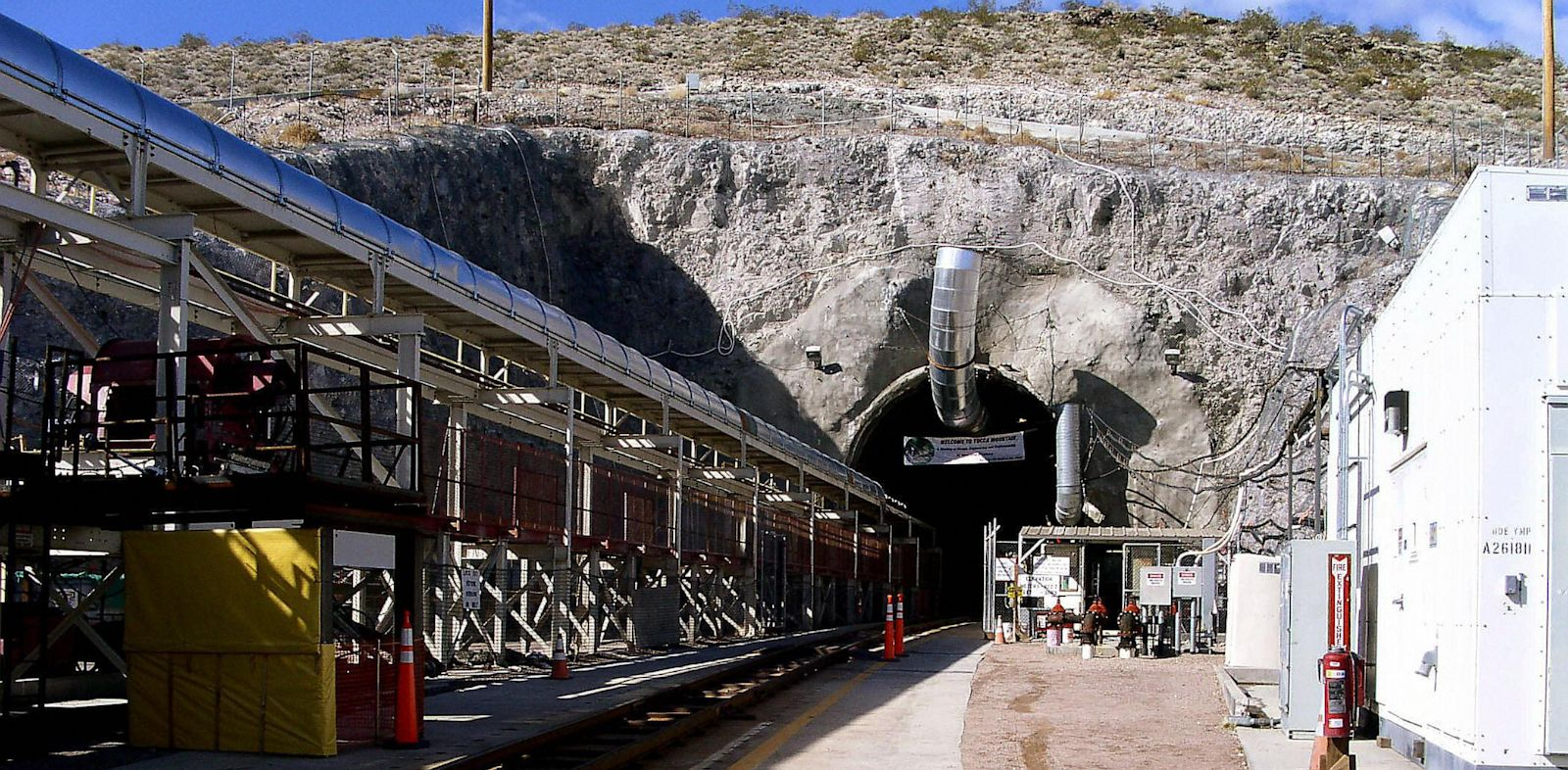 Yucca Mountain Gets Reprieve As Nuclear Waste Storage Site ...