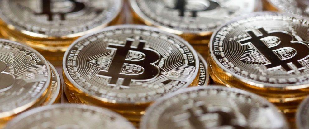Money laundering via bitcoins