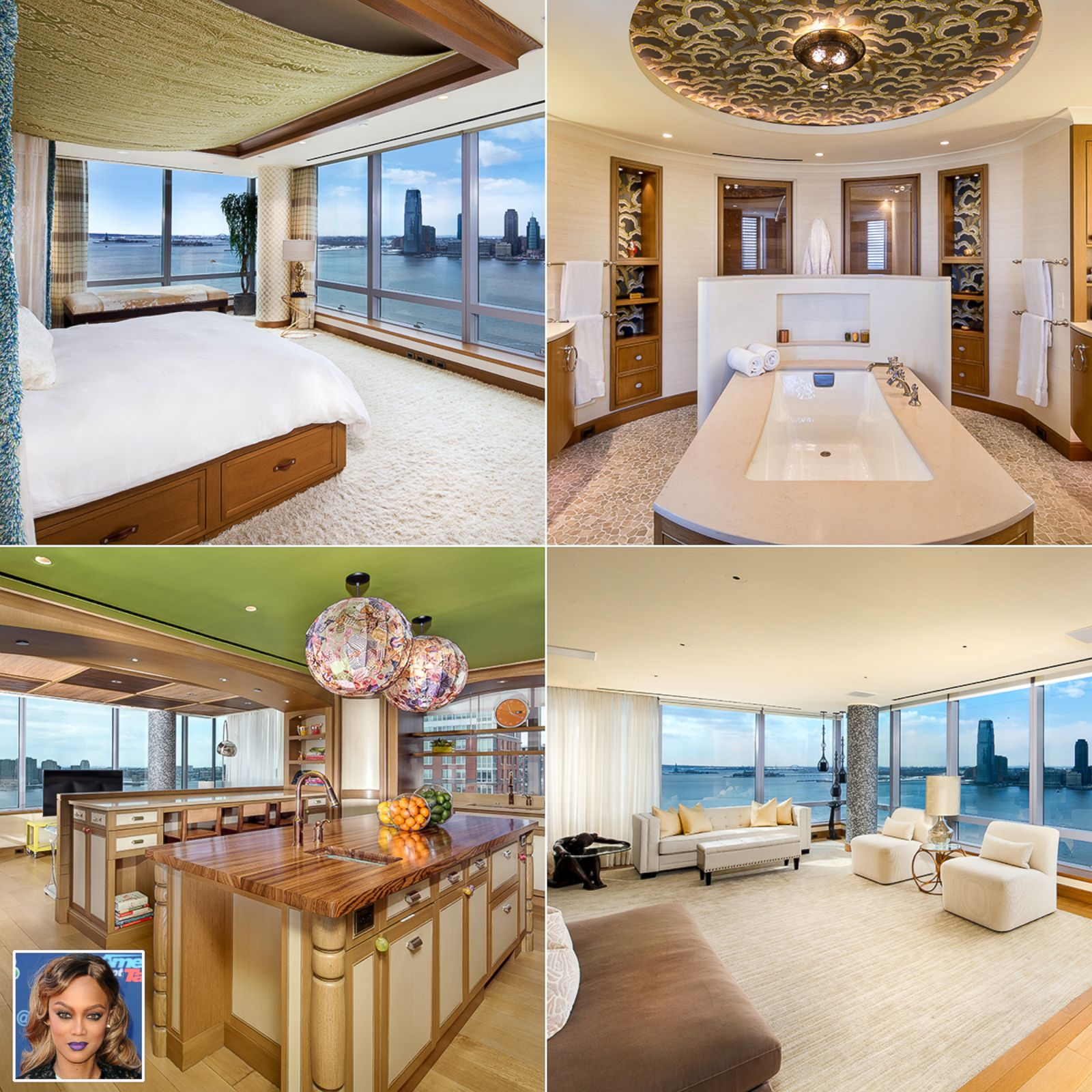 Tyra Banks Lists NYC Home For $17.5 Million Picture