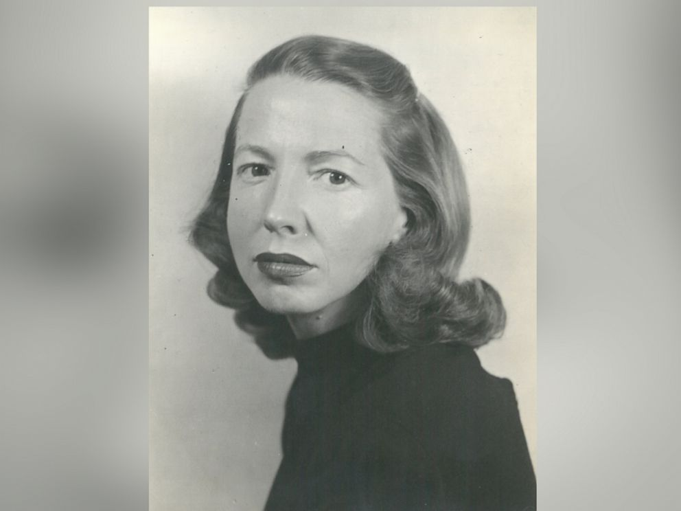 PHOTO: Jenifer Gordon (Walker), the owner of the painting believed to be an original Jackson Pollock.