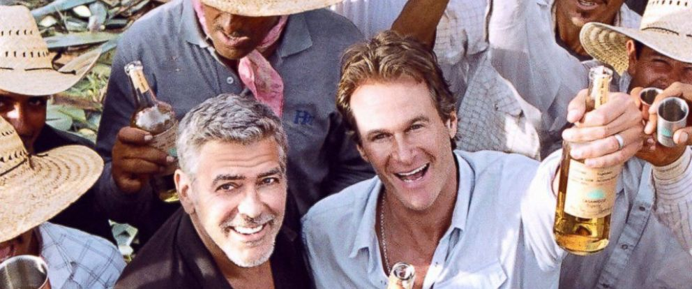 George Clooney just sold his tequila business for up to $1 billion HT-clooney-gerber-rc-170622_12x5_992