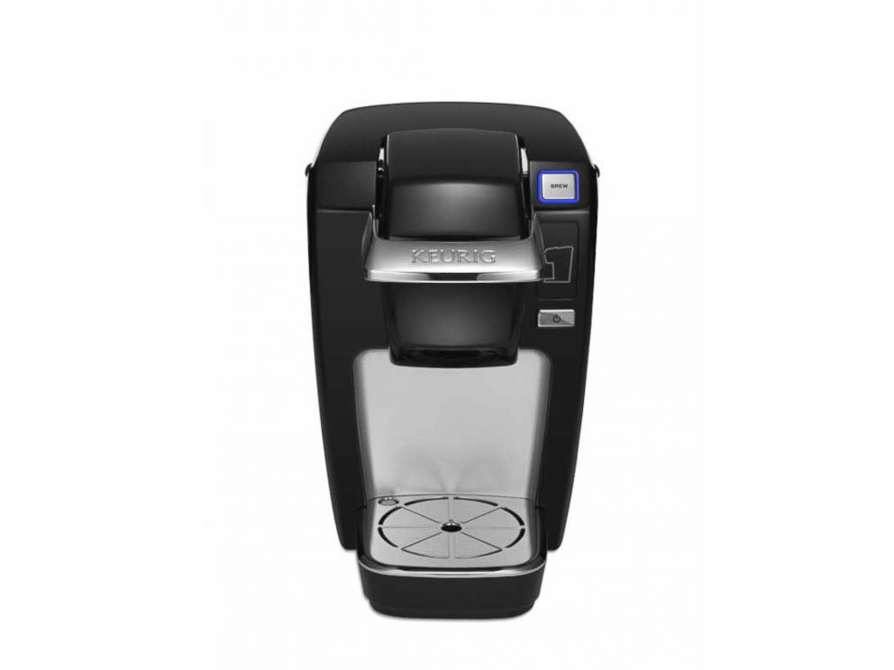 PHOTO: The Keurig MINI Brewing System.