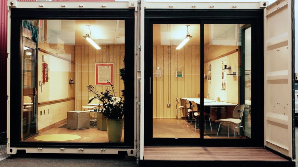 Wonderful Office In Container For Ideas