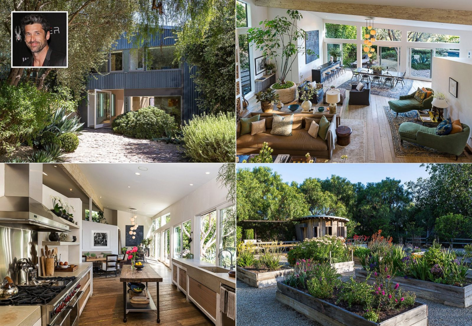 The Oakland Home Of Patrick Printy: You Can Buy Patrick Dempsey's Home Picture