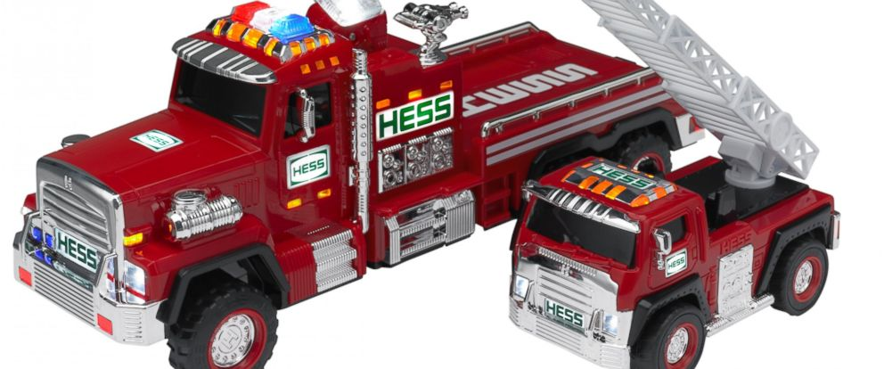 Where You Can Buy The 2015 Hess Toy Truck Abc News