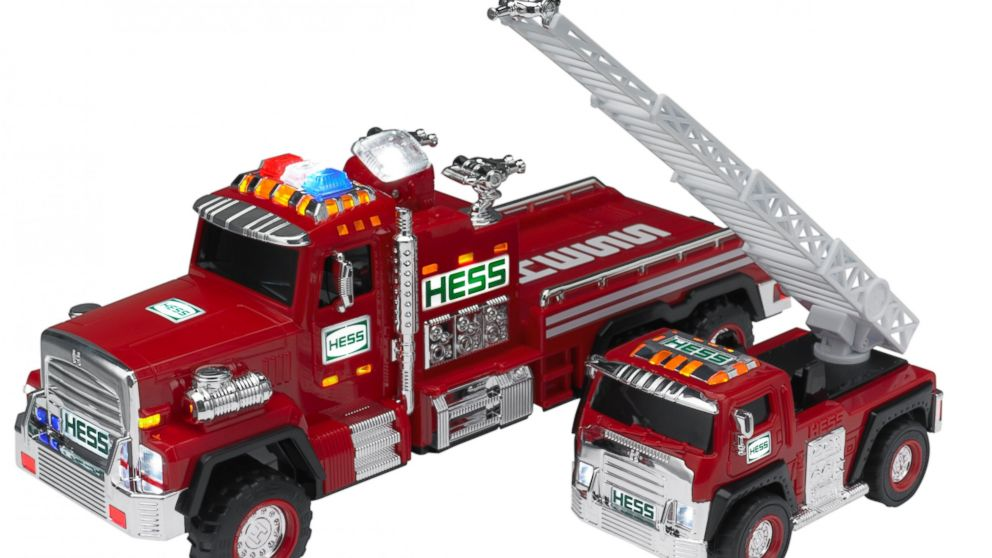 Where You Can Buy the 2015 Hess Toy Truck - ABC News