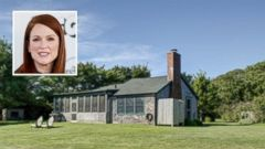 Julianne Moore Lists Hamptons Cottage