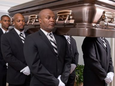 Pro Pallbearers March, Dance Caskets to the Grave