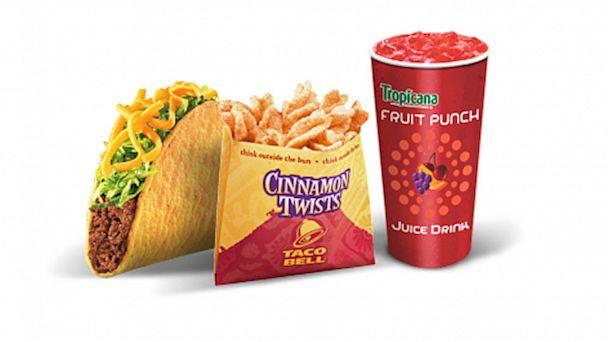 HT Taco bell kids menu nt 130722 16x9 608 Taco Bell Ditches Kids Meals