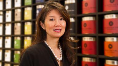 PHOTO: Annie Young-Scrivner, President of Teavana.