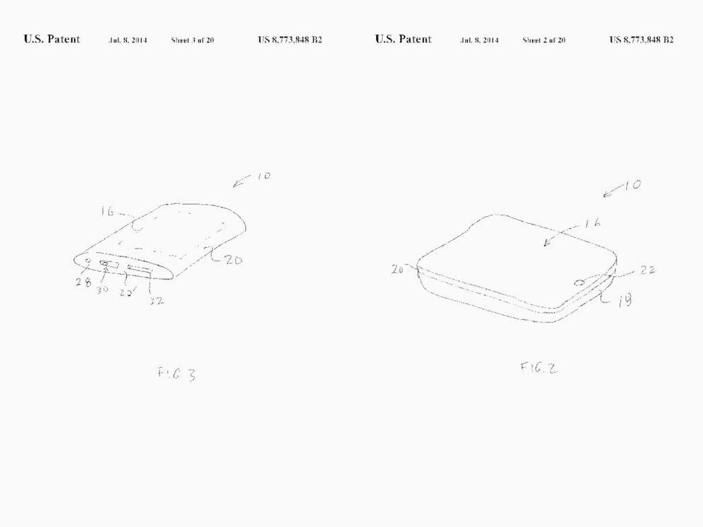 PHOTO: New Apple patent