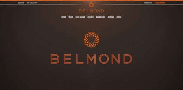 PHOTO: Belmonds newly redesigned website.
