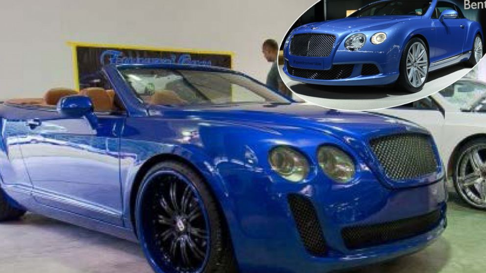 PHOTO: Bentley Motors has won its case against the makers and installers of