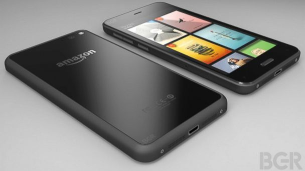 HT bgr amazon smartphone sk 140618 16x9 608 Is Creating 3D Smart Phone a Good Move for Amazon?