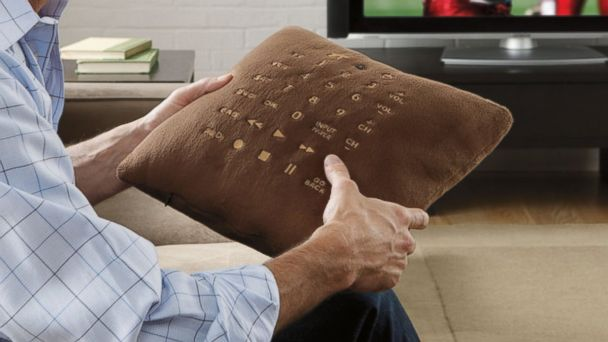 PHOTO: Pillow Remote Control